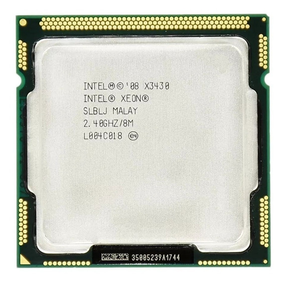 Processador Core I7 870 = X3430 4.0ghz 1156 + Pasta Térmica
