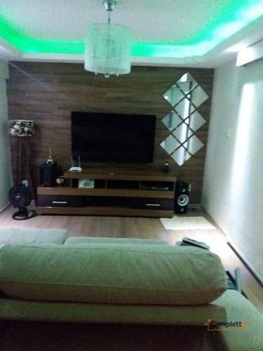 Imagem 1 de 29 de Cobertura Com 3 Dormitórios À Venda, 140 M² Por R$ 650.000 - Taquara. - Co0012