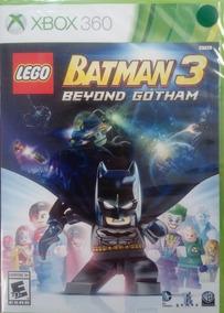 Lego Batman 3 Xbox 360 Novo Envio Imediato