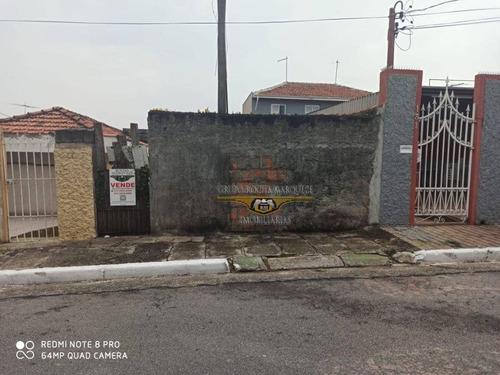 Terreno À Venda, 125 M² Por R$ 280.000,00 - Jardim Vila Formosa - São Paulo/sp - Te0110
