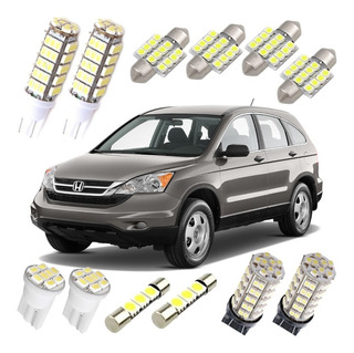 Kit Super Lâmpada Led Honda Crv 2007 2008 2009 2010 2011