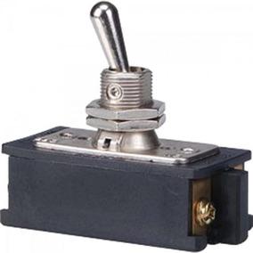 Chave Alavanca Metal Monofásica Cs301b 15a 250v Margirius