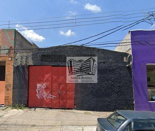 Imagem 1 de 1 de Galpão Para Alugar, 300 M² Por R$ 5.000,00/mês - Jardim Aricanduva - São Paulo/sp - Ga0192
