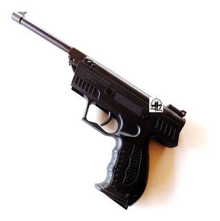 Pistola Aire Comprimido Red Target Cachas De Polimero