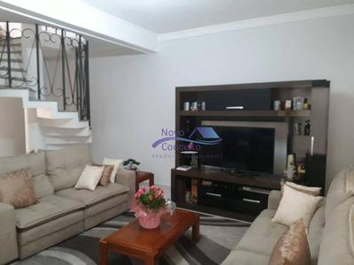 Sobrado Com 4 Dormitórios À Venda, 400 M² Por R$ 850.000 - Chácara Califórnia - São Paulo/sp - So0073