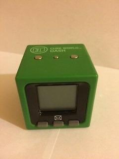Juguete Cube World Dash Series 3 (cartero)