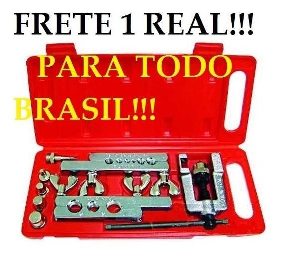 Kit Flangeador Alargador De 1/8 A 3/4 Frete 1 Real Todo Br!