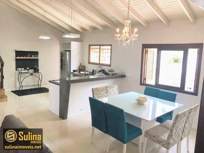 Casa À Venda Em Capão Da Canoa - Ca00797 - 33159684