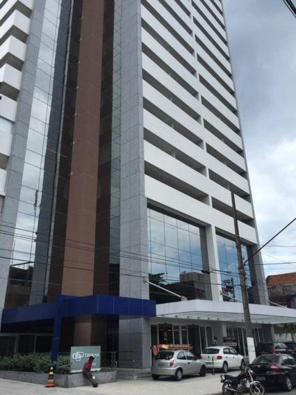 Sala Em Centro, Santos/sp De 150m² À Venda Por R$ 1.100.000,00 - Sa326226