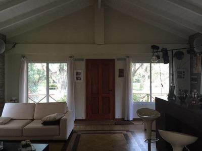 Country Ger Pueblo Esther - Casa 3 Dorm. 2 Baños Quincho 450 M2 Excelente Estado
