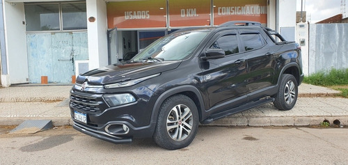 Fiat Toro 2.0 Freedom 4x4 At Pack Technology 2018