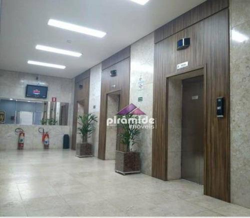 Sala À Venda, 27 M² Por R$ 125.000,00 - Centro - São José Dos Campos/sp - Sa0822