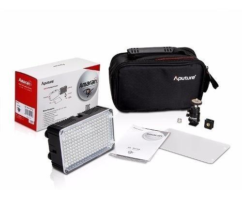 Iluminador De Led 198c - Aputure Amaran - Canon Nikon Sony