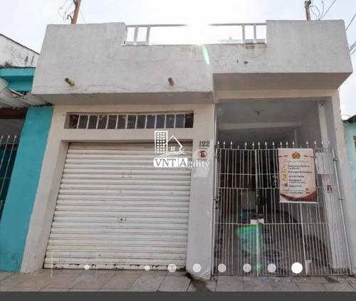 2 Casas No Mesmo Quintal- Jardim Ponte Rasa, 4 Dorm, 2 Vagas, 137 M - 8200