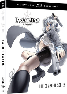 Taboo Tattoo: The Complete Series [blu-ray] C43