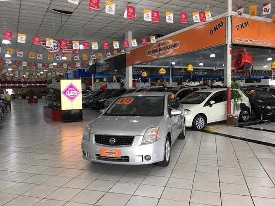 Nissan Sentra 2.0 S 16v Gasolina 4p Manual