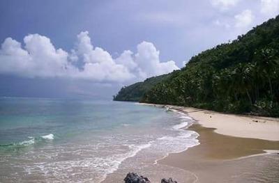 Terreno Con Playa En Samana