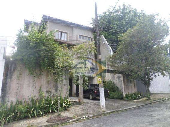 Sobrado Com 4 Dormitórios À Venda, 274 M² Por R$ 1.600.000 - Jardim Altos De Suzano - Suzano/sp - So0114