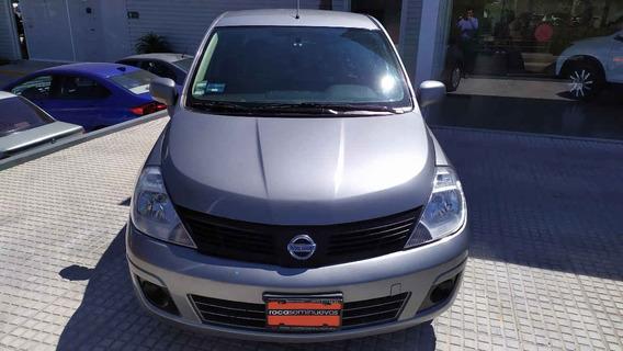 Nissan Tiida 4p Sedán Sense L4/1.8 Man