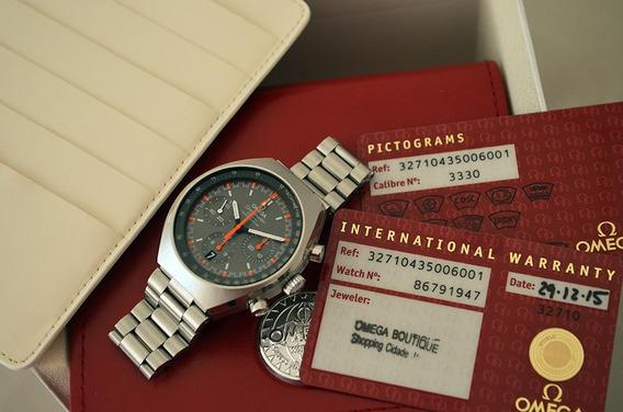 Omega Speedmaster Mark 2 Reissue Co-axial Chronometer Lindo