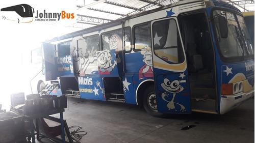 Ônibus Comercial Mercedes O400rsl - Ano 1992/93 - Johnnybus