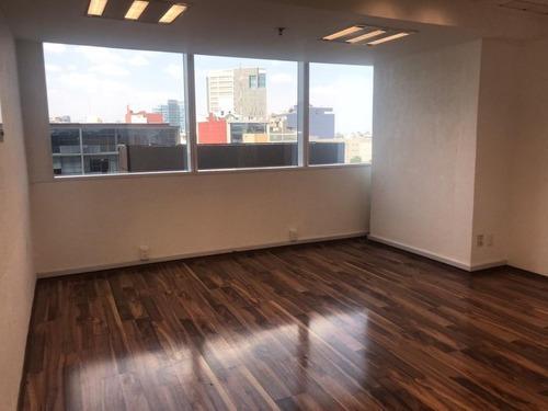 Oficina En Renta En Torre Wtc De 62.70 M2