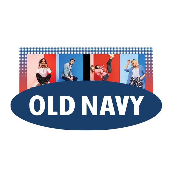 Playera Hombre Manga Corta Estampada 345110 Old Navy