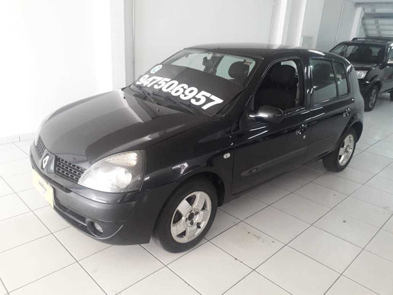 Renault Clio 1.0 Authentique 1.0 8v 04 Portas