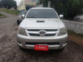 Toyota Hilux 3.0 Srv Cab. Dupla Top 4x4 Aut. 4p 2006