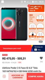 Smartphone Ulefone