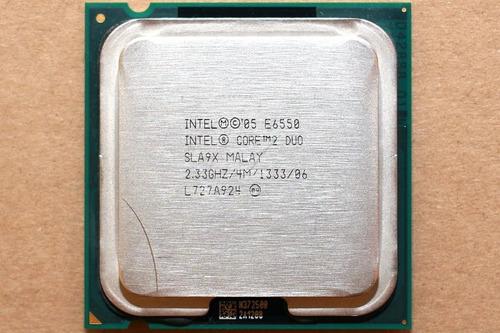 Processador Intel Core 2 Duo E6550 2.8 Ghz Socket 775