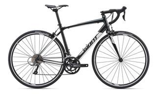 Bicicleta Ruta Carrera Giant Contend 3 16 Vel Shimano Claris