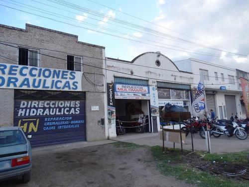 Galpon Con Vivienda Y Local Al Frente Ruta 8 Pilar Centro