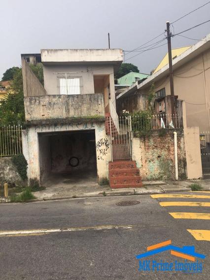 Terreno Com Casa Antiga Em Excelente Localização No Bela Vista!!! - 497