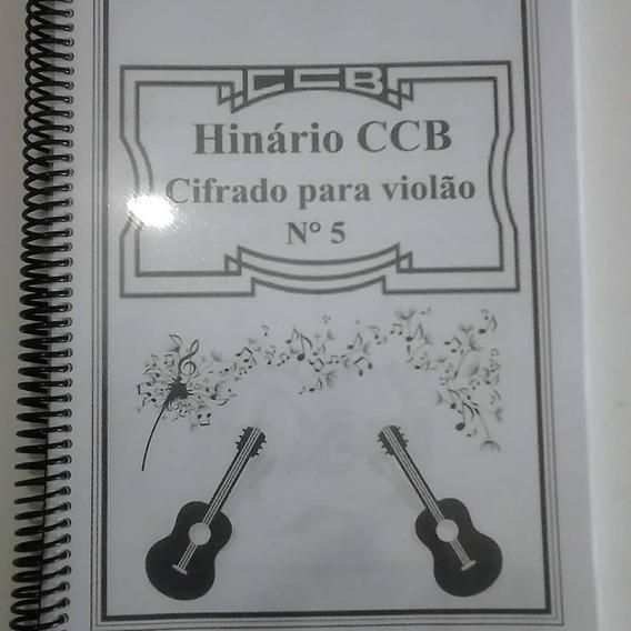 Hinario Ccb Violao