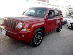 Jeep Patriot 5p Sport 6vel 4x2