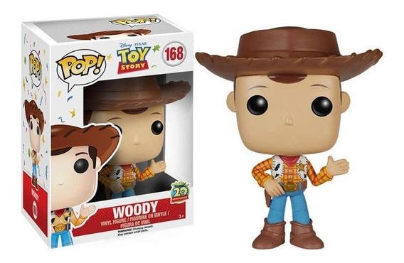 Funko Pop Woody 168 Toy Story Disney Pixar Toylover