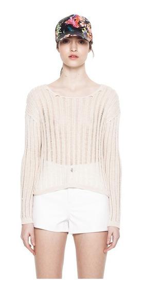 Sweater Kim Tejido Cuello Redondo Mujer Complot