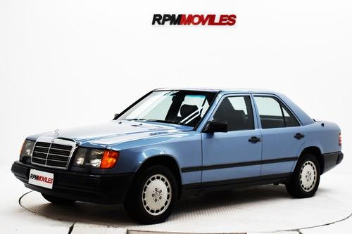 Mercedes Benz E300 At 6 Cil 1990 Rpm Moviles