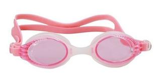 Óculos Natação Protetor Auricular Estojo Adulto Rosa Nautika