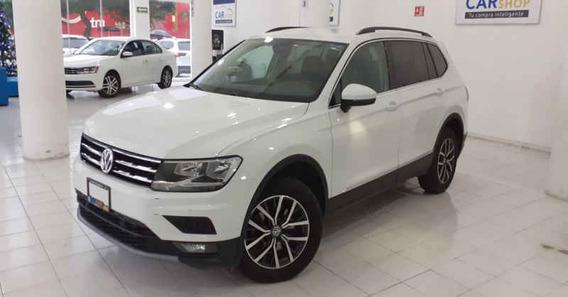 Volkswagen Tiguan 5 Pts. Comfortline Piel