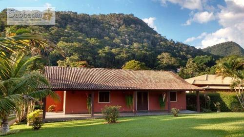 Casa Com 3 Dormitórios À Venda Em Secretário, 2055m² Planos Por R$ 790.000 - Petrópolis/rj - Ca0348