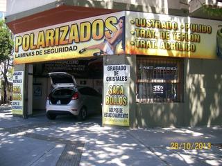 Polarizado Autos Lámina Usa Gtia 10 Años