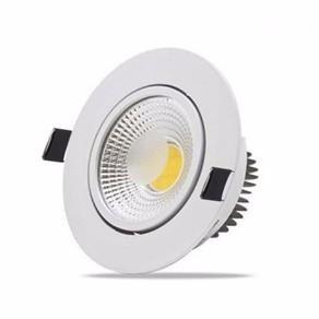 Luminária Spotled Direcionável 3000k Branco Quente 5w