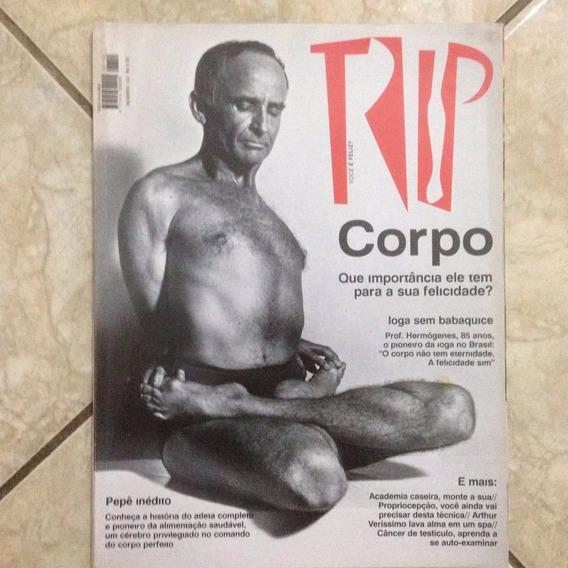 Revista Trip 152 2007 Corpo Ioga Hermogenes / Adriana Telg