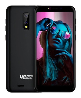 Celular Android 9 Telefono Inteligente Yezz Max 1 + Tienda