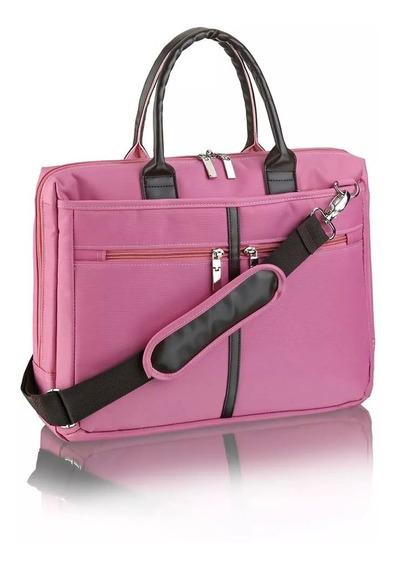 Bolsa Para Notebook 14 Polegadas Rosa Multilaser - Bo103