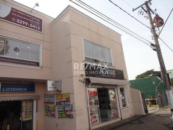 Sala Comercial Para Locação, Vila Clayton, Valinhos. - Sa0540