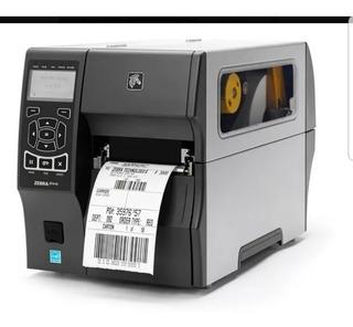 Impresora De Etiquetas Zebra Zt410 Termica Directa 203 Dpi