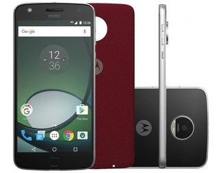 Motorola Moto Z Play Com Módulo De Som Jbl - Usado